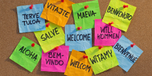 Welcome (Image: panthermedia.net / Marek-Uliasz)