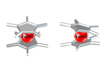 "Towards entry ""Synthetic-chemical milestone: new ferrocenium molecule discovered"""