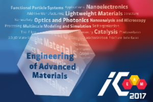 "Towards entry ""International Congress Engineering of Advanced Materials ICEAM2017"""